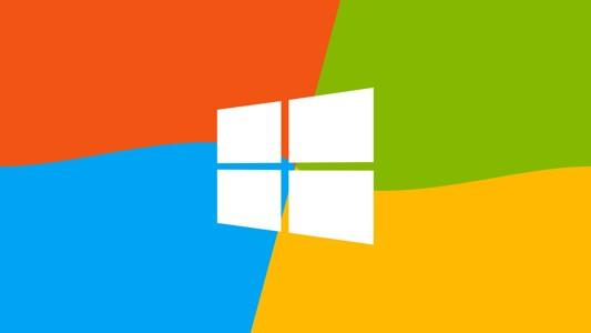 彩色的Windows 10宽屏壁纸