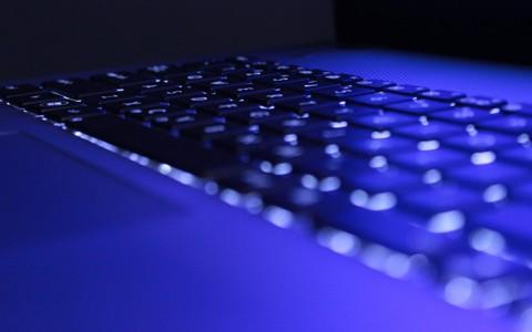 键盘的桌面壁纸