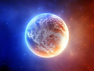 神奇的地球壁纸