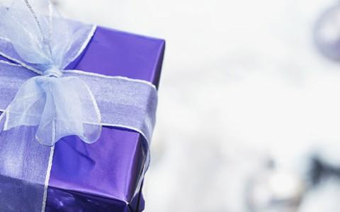 礼物盒壁纸