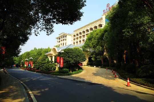 广东广州恒大酒店光景图片