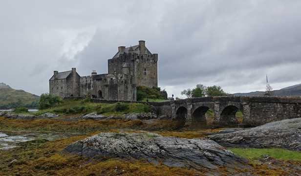 爱尔兰艾琳多南堡图片