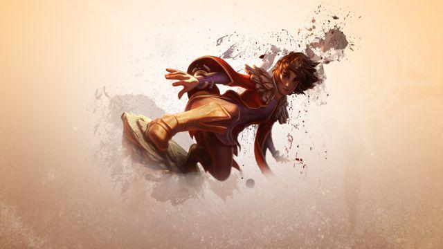 英雄联盟岩雀图片