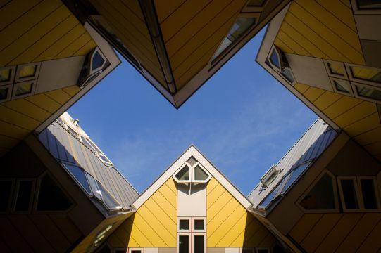 荷兰鹿特丹建筑景物图片