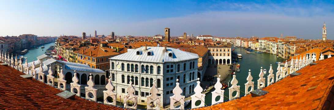 意大利威尼斯建筑景致图片