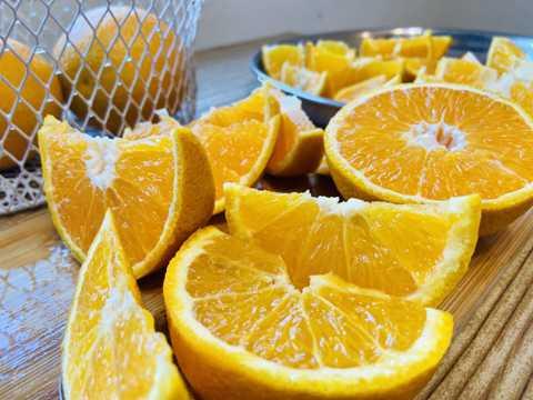美味的橘橙图片