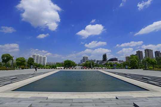 江苏徐州云龙湖风光图片