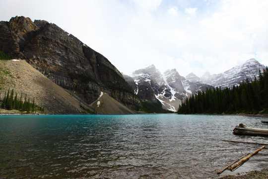 加拿大落基山国家公园光景图片