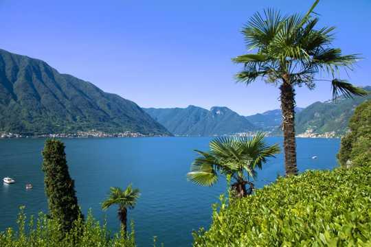 意大利科莫湖