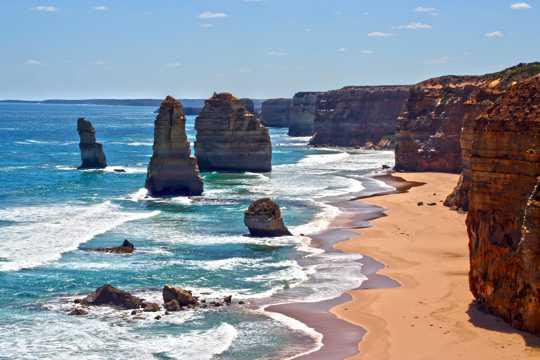 澳大利亚沙滩图片