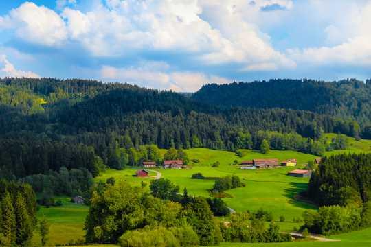 奥地利光景高清图片
