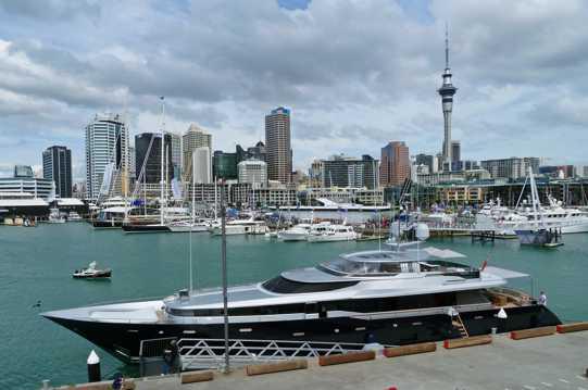 新西兰奥克兰都会建筑景色图片