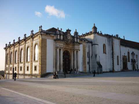 葡萄牙科英布拉景色图片