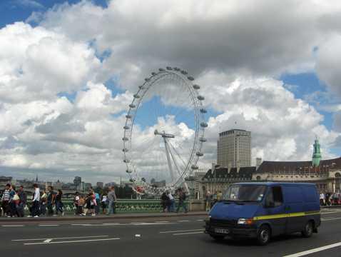 英国伦敦建筑图片