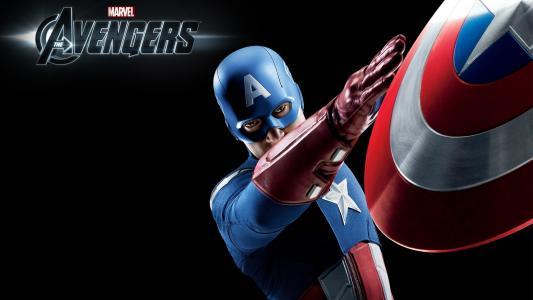 美国队长 - 复仇者