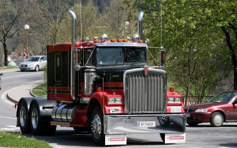 肯沃思卡车