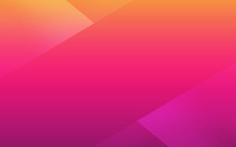 粉红色的瓷砖和渐变