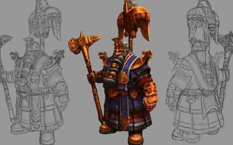 符文牧师 - 战锤在线