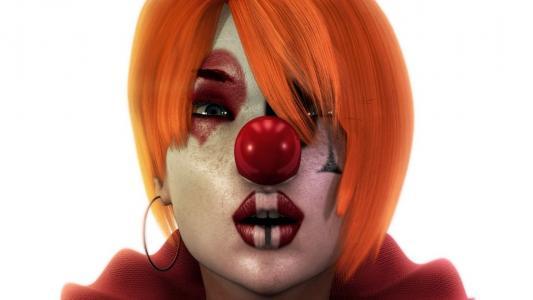女人的小丑