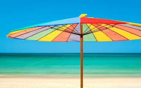 最美的海滩风景