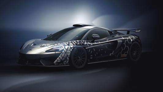 2020年新款超级跑车迈凯伦620R