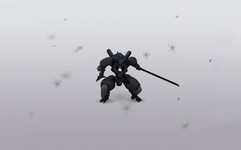 忍者机器人