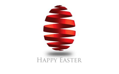 丝带复活节彩蛋