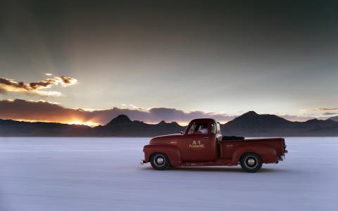 雪佛兰卡车