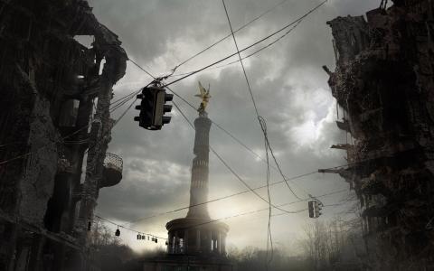 柏林后世界末日