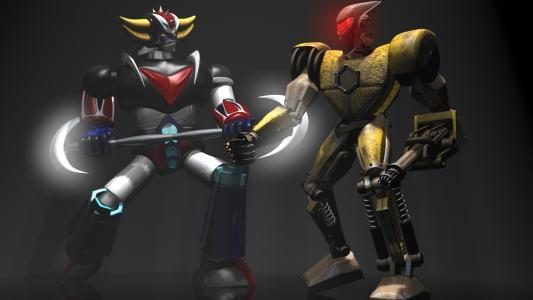机器人战斗