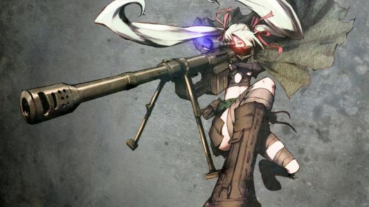 动画狙击手