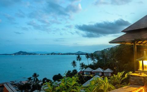 苏梅岛,泰国