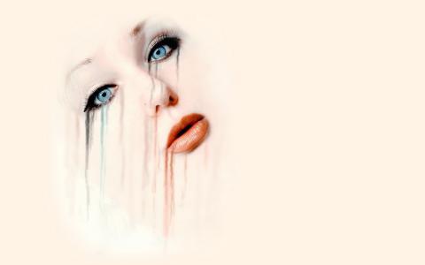 哭泣的女人