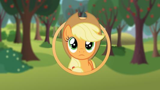 Applejack  - 我的小马驹