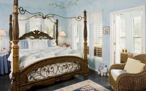 复古的卧室设计
