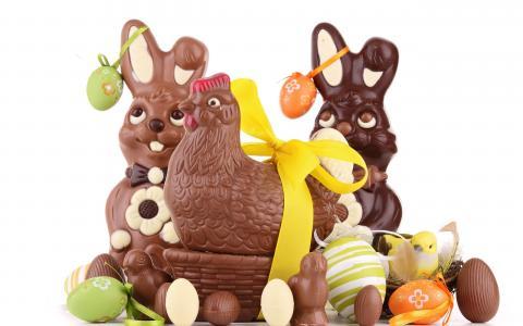 复活节巧克力