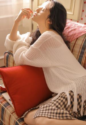 清纯美女仙气甜美写真