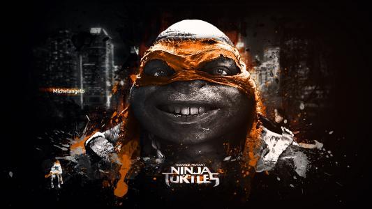 米开朗基罗 - 忍者神龟