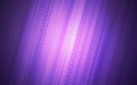 紫色的线条