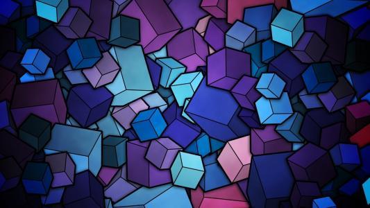 玻璃立方体