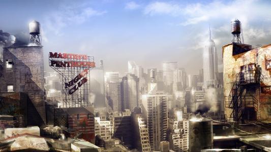 被遗弃的城市