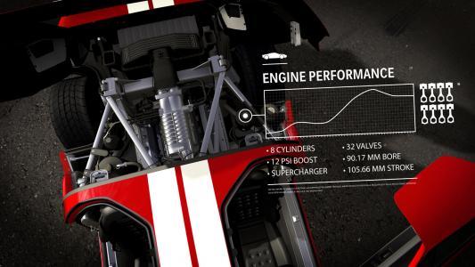 极限竞速4引擎