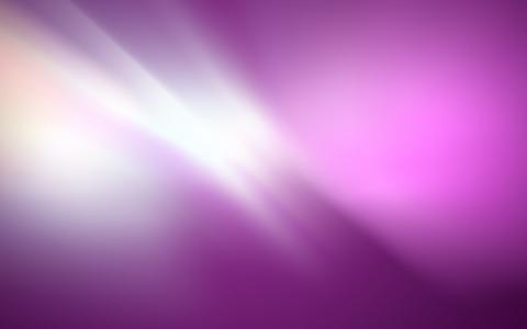 紫色的模糊