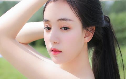 甜美气质女孩美丽写真