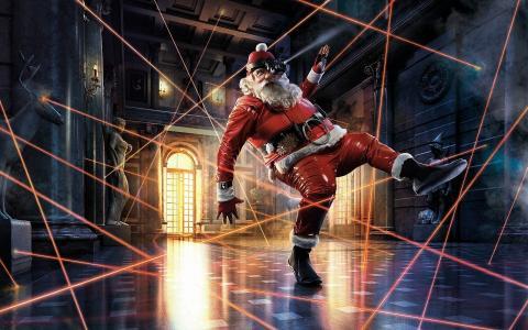 间谍圣诞老人
