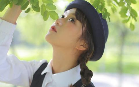清纯萝莉美女jk制服迷人写真