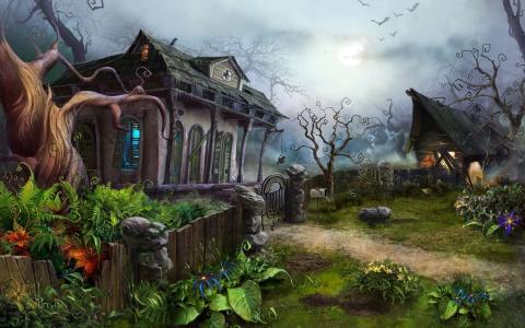 女巫的房子