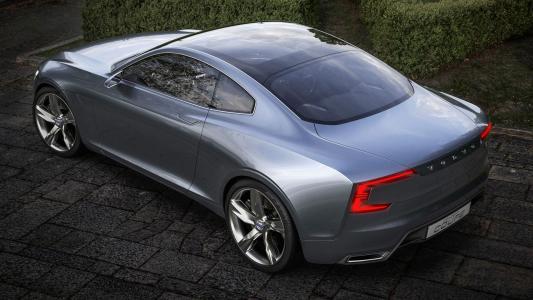 2013年沃尔沃概念轿跑车