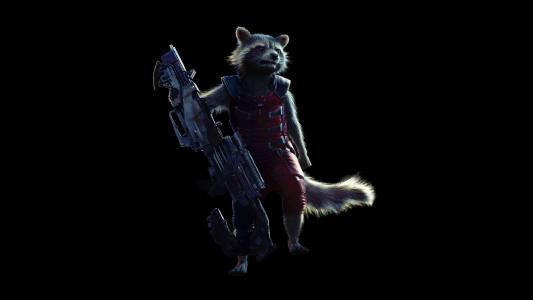 火箭浣熊 - 银河守护者