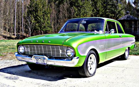 1961年福特猎鹰